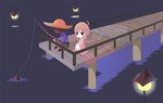 Yume Nikki - Docks