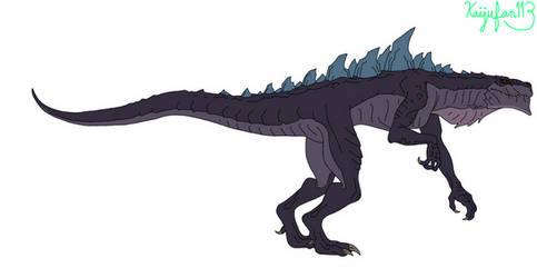 Godzilla The Series Zilla Junior