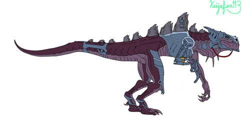 Godzilla The Series Cyber-Zilla