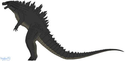 Godzilla 2014 Garegoji Updated