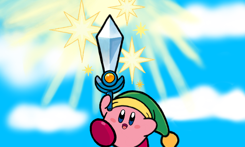 The Legend Of Kirby by BloodyViruz