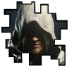 Edward Kenway 'Animus' Icon by BloodyViruz