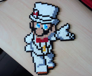 Super Mario on Perler-Beads - DeviantArt