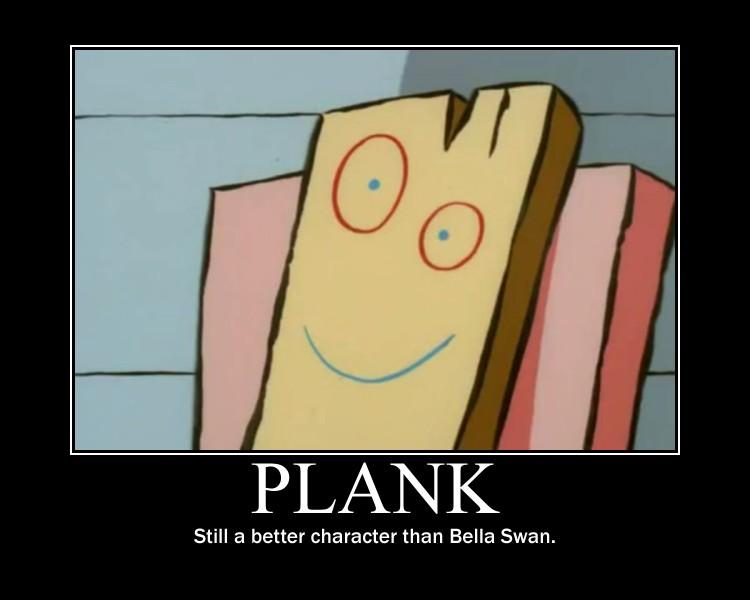 Plank by DragonOfCourage on DeviantArt