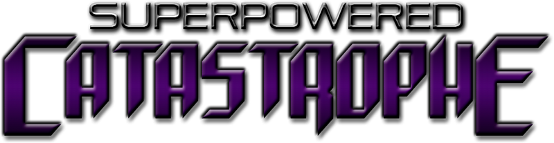 Superpowered Catastrophe Logo