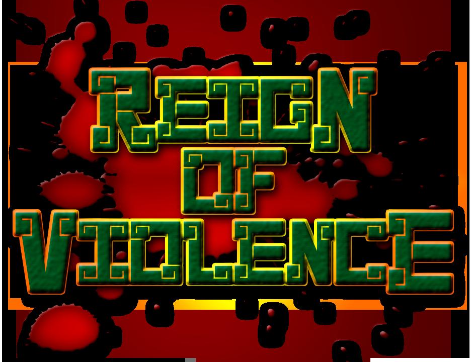 Reign of Violence Logo