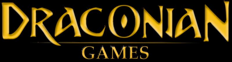 Draconian Games Logo
