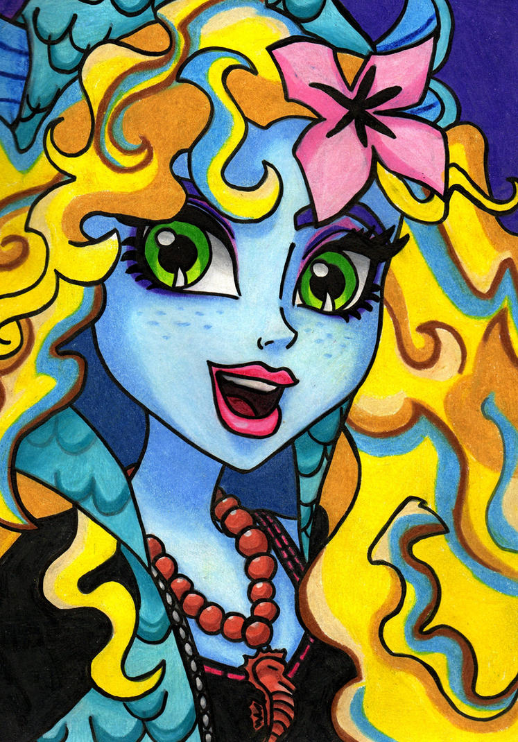 Lagoona Blue by Eviethelion