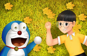 Stand by me Doraemon by Pollito-Carmy