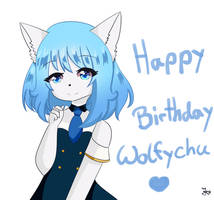 Happy Birthday Wolfychu