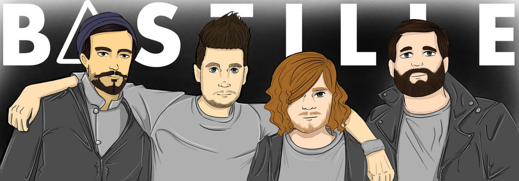 Request: Bastille by Lou-Rhi