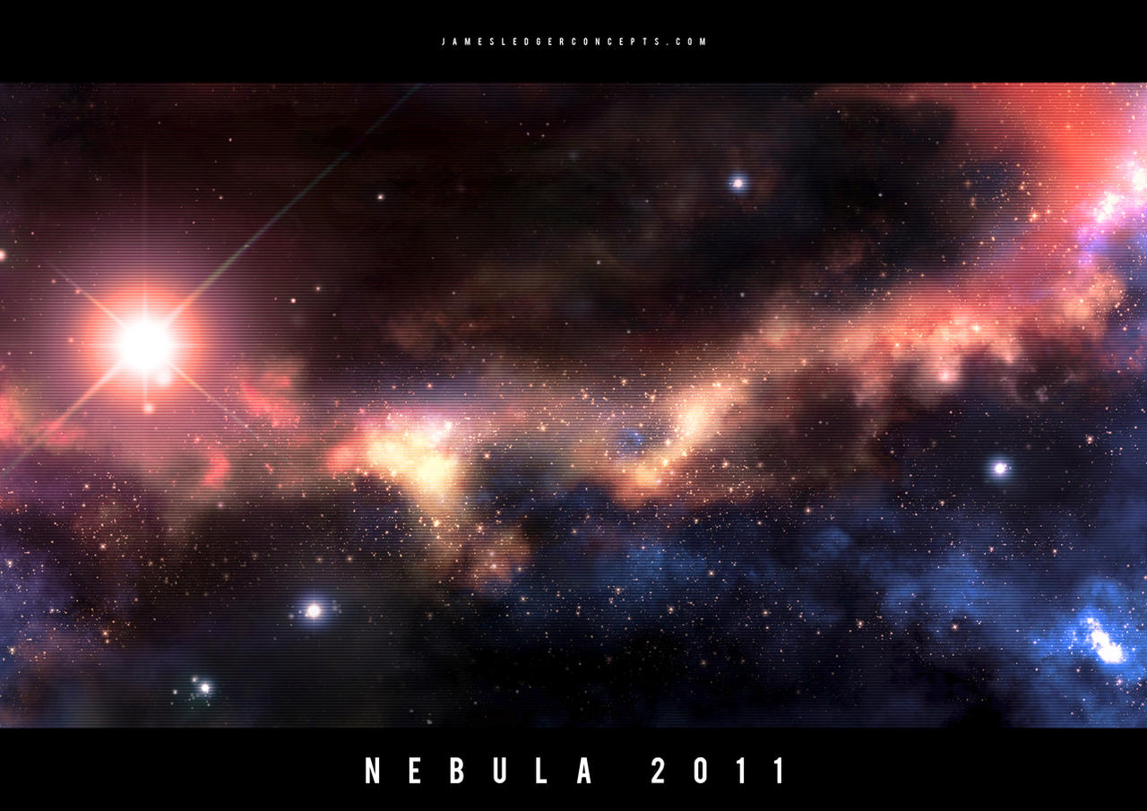 Nebula 2011 by JamesLedgerConcepts
