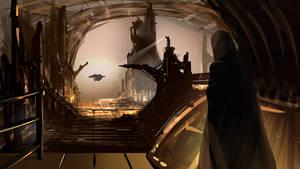 Spaceport Underworld