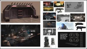 Heavy Gear Concepts 3