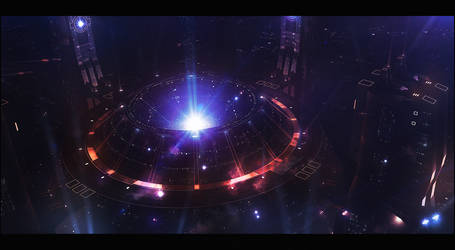 Web Arena by JamesLedgerConcepts
