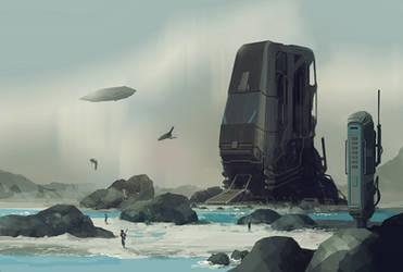 Beach Fortress