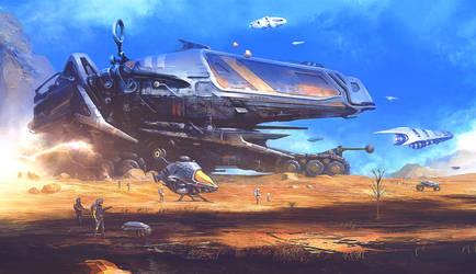 Desert Machine