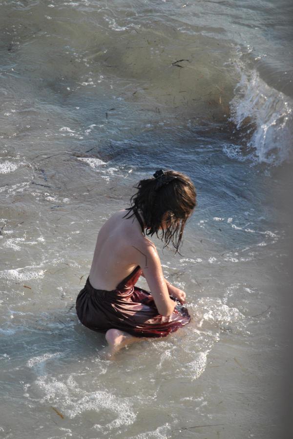 Girl of the Sea by libertine1182