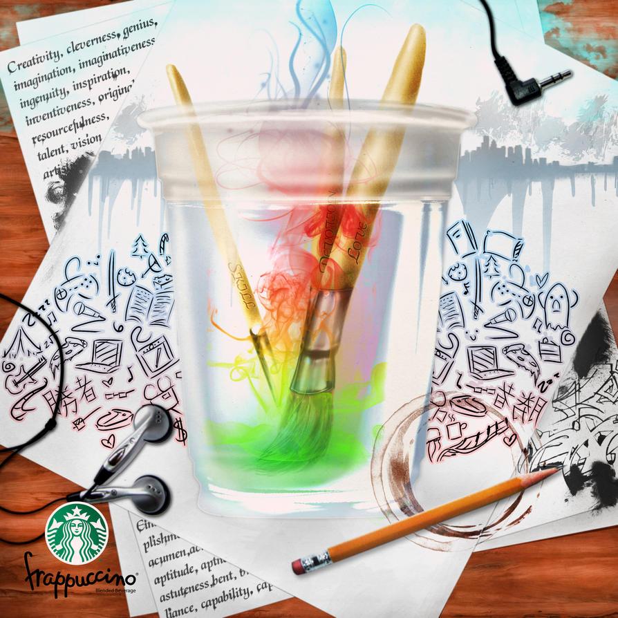Starbucks Frappuccino Contest by danielalarez