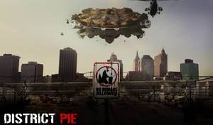 DISTRICT PIE by danielalarez
