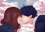 Ao Haru Ride - Happy Valentine's Day