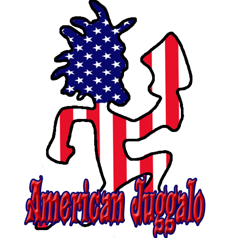 American Juggalo by blackwidow777