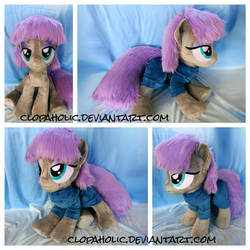Maud Pie Plush with 2 Outfits by clopaholic
