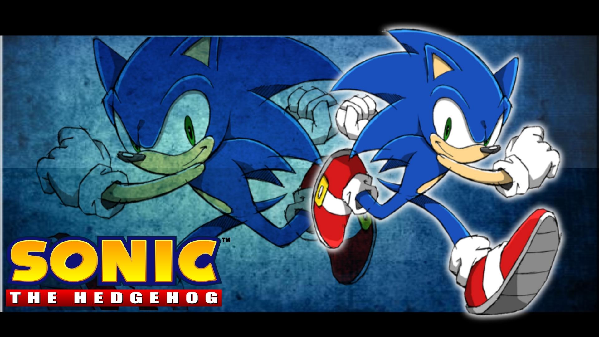 Sonic The Hedgehog Wallpaper 2 By Bluespeed360 On Deviantart