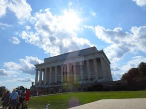 Lincoln Memorial Labor Day 2019