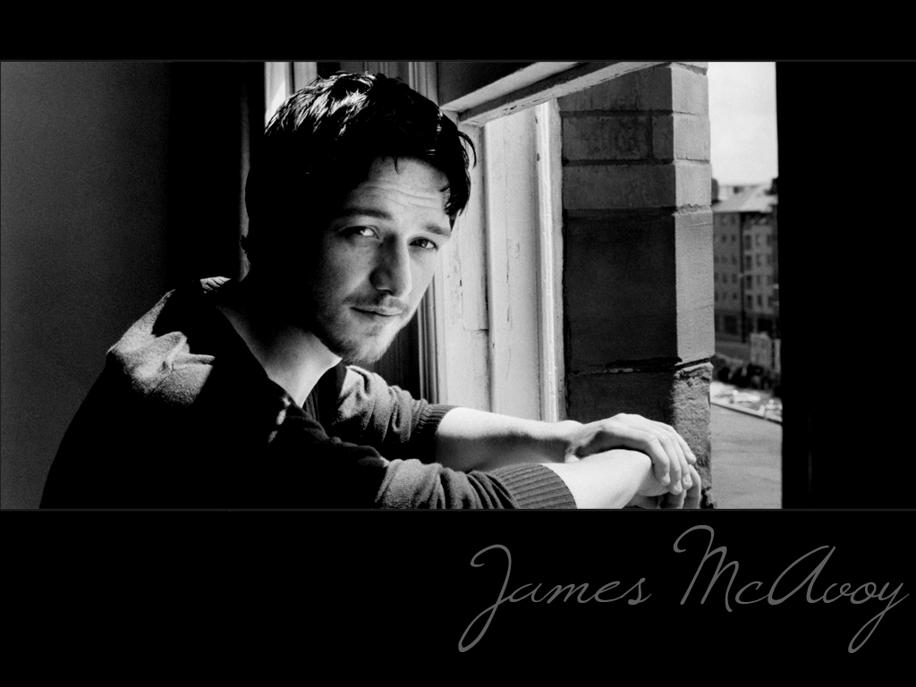 .:Wallpaper - James McAvoy:. by alter-persona