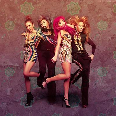 2NE1 by XxNatalixX