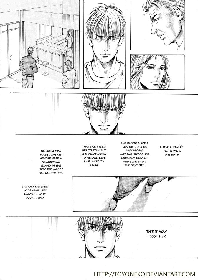 Somewhere Else - A broken man p.10 by ToyoNeko