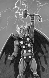 thor by lovoart