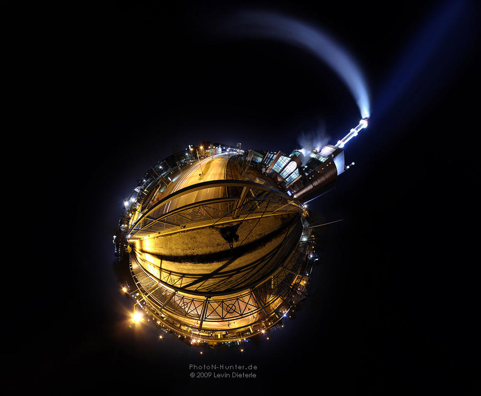 My Little Planet by photon-hunter