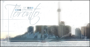 Toronto by DieseLiNo