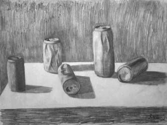 Class Still Life Series - 7 by Volldagora