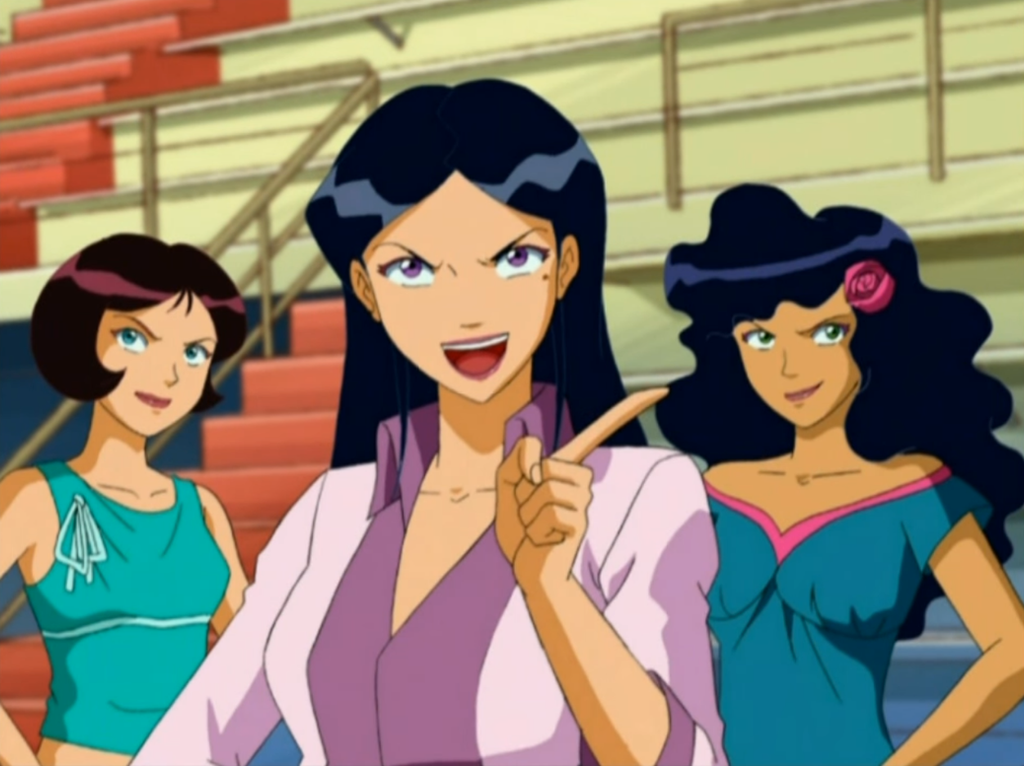 Totally Spies Britney And Mandy Pictures To Pin On