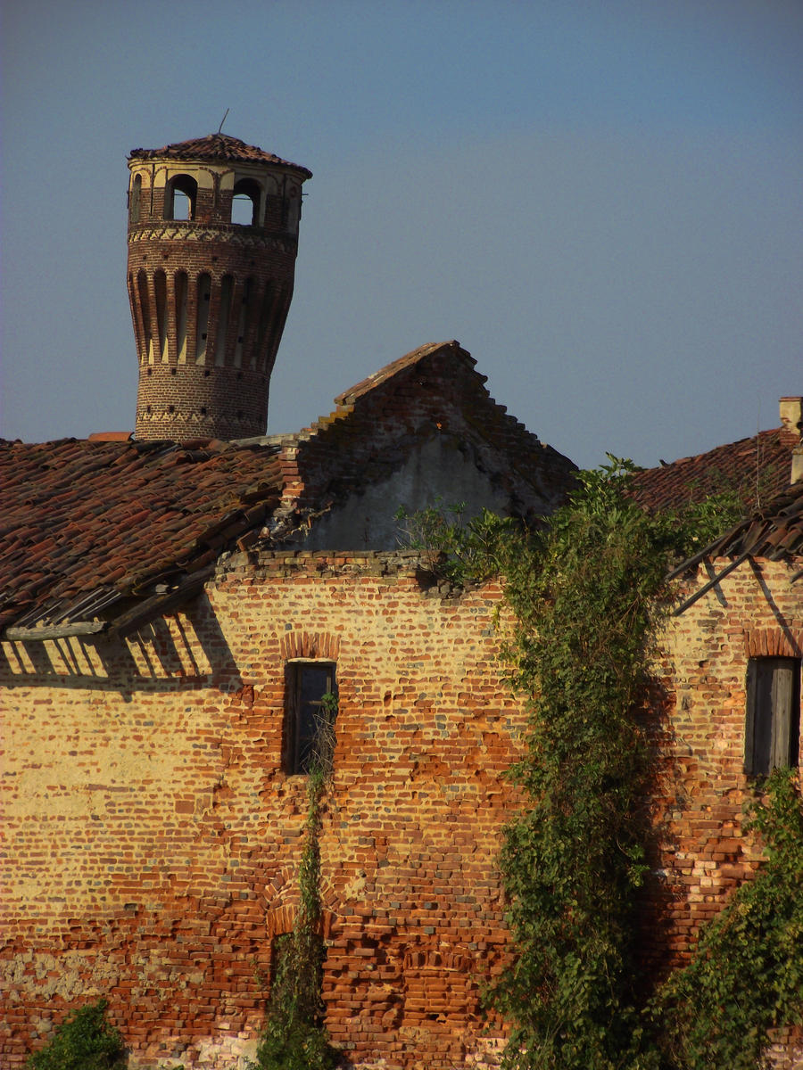 Sad Tower by Anafestico