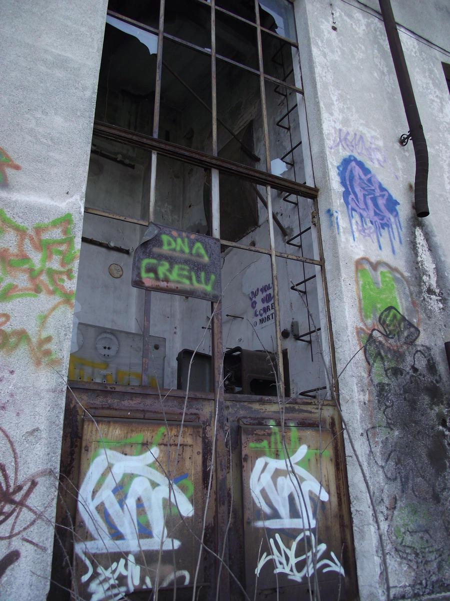 Death Door by Anafestico