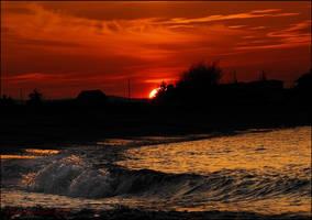 Sundown by CanonSX20