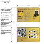 Universal BDSM ID Card