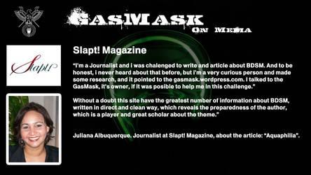 2008 - Slapt! Magazine