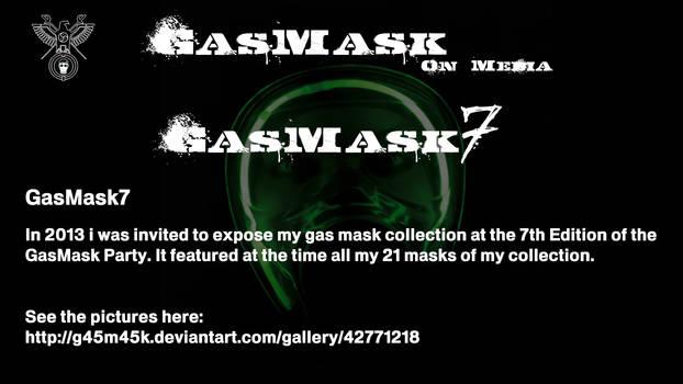 2013 - Gasmask7