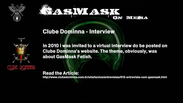 2010 - Dominna - Interview