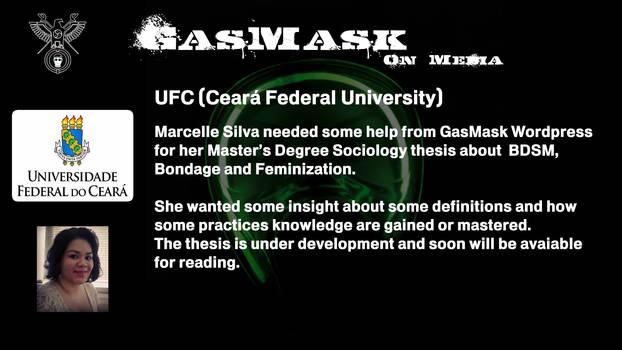 2013 - UFC - BDSM, Bondage and Feminization