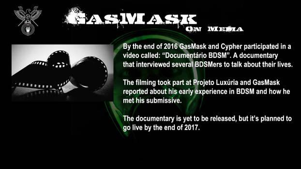 2016 - Documentario BDSM