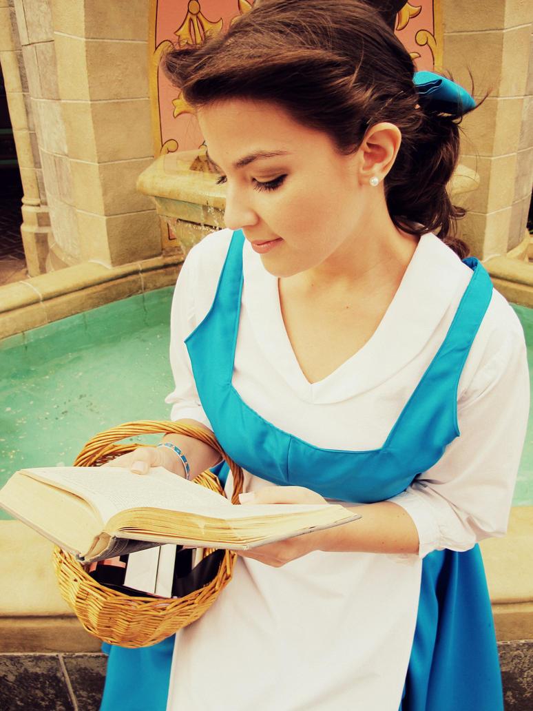 Belle by yuffieleonheart