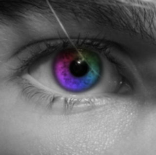Beautiful Colorful Eye by MarieCrazyDove