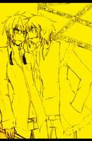DRRR: gotcha by SeiMiura