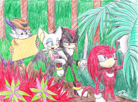 CP: treasure hunting by payero01